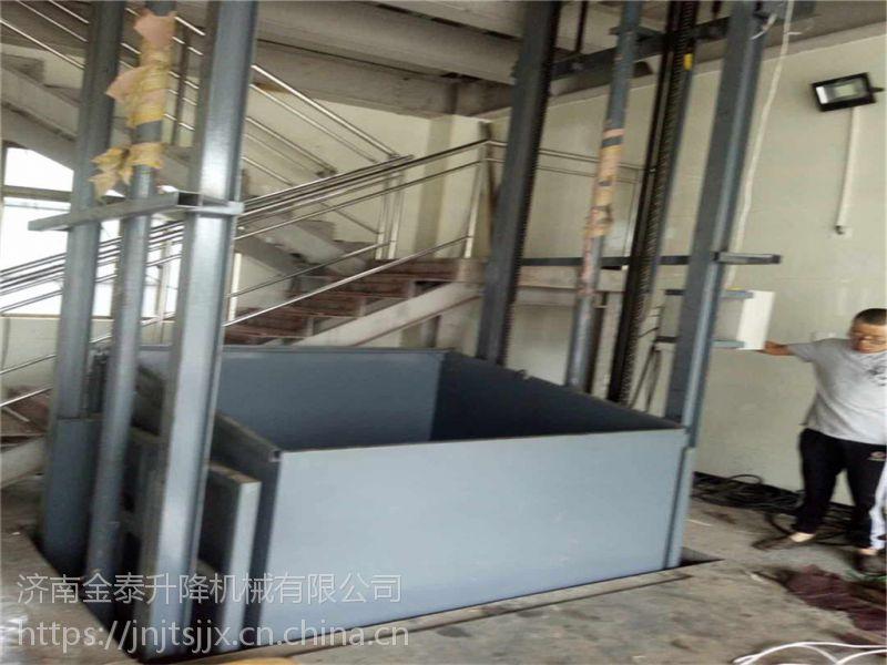 安装一台1-3层的升降货梯大概多少钱