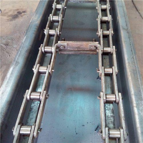 不锈钢刮板机量产 散料输送机新疆