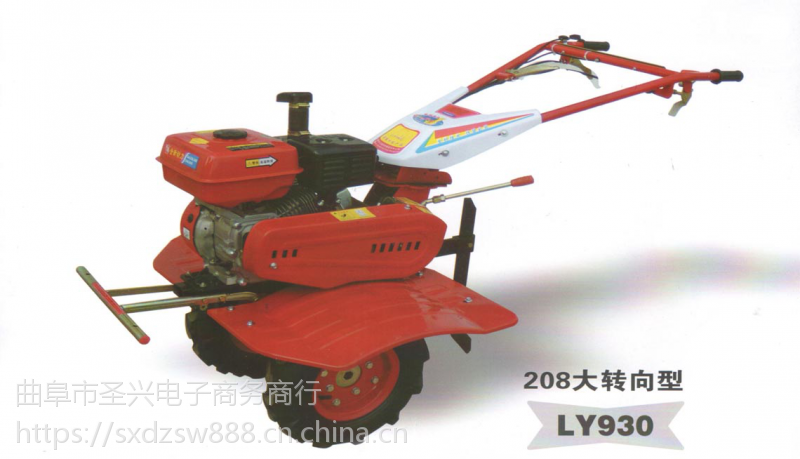 承德微型耕地机 小型松土机操作简单