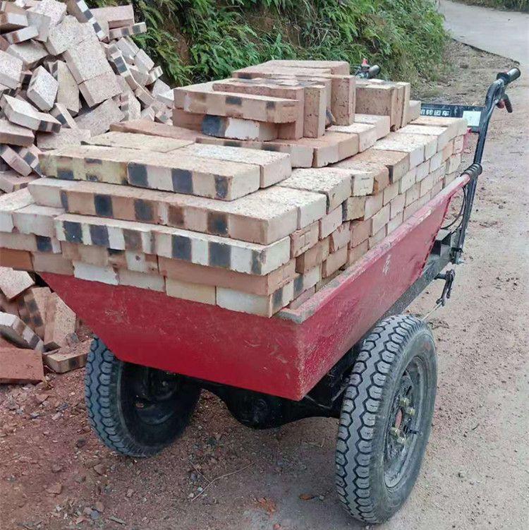 工地农用爬坡运输汽油手推车