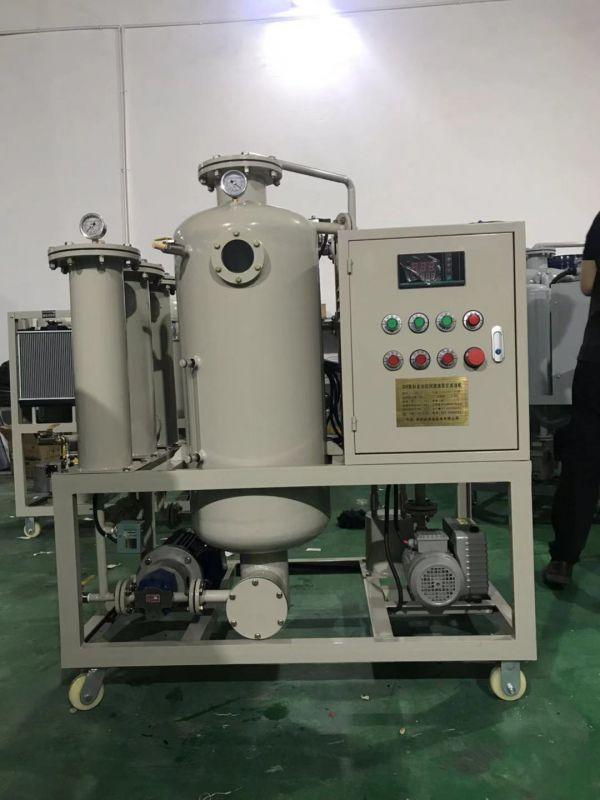诺迪亚真空滤油机生产现场