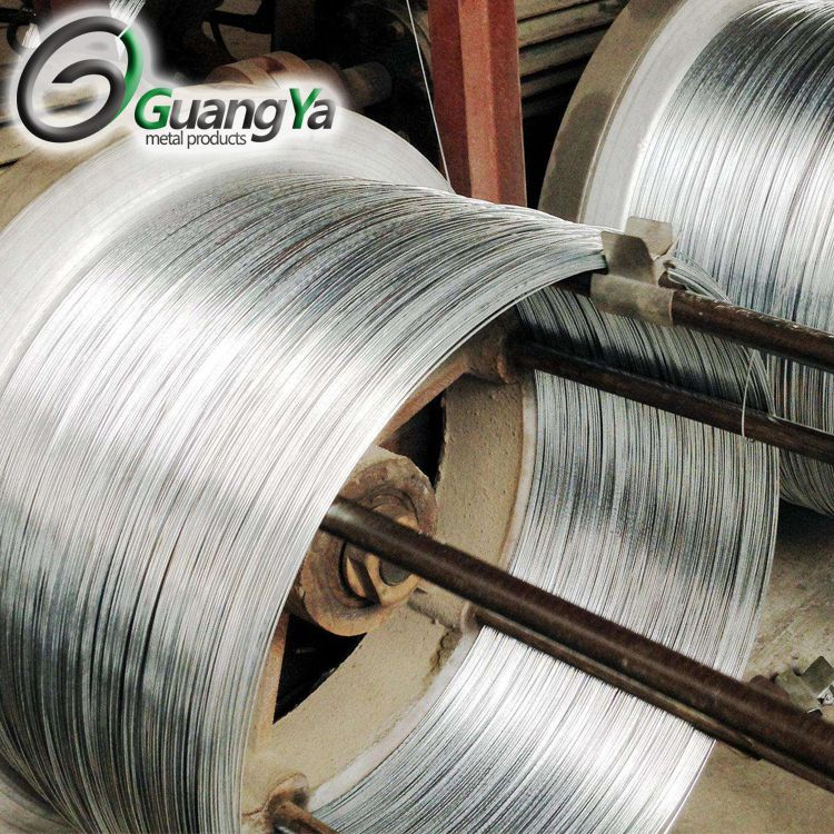 晋州市光雅金属制品有限公司,热镀锌丝生产视频