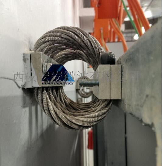 西安宏安设备用隔振器