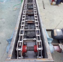 垃圾刮板输送机公司多种型号 煤粉输送机瑞安