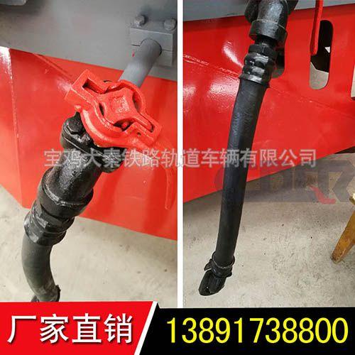 列车管不锈钢总成 列车管防尘器