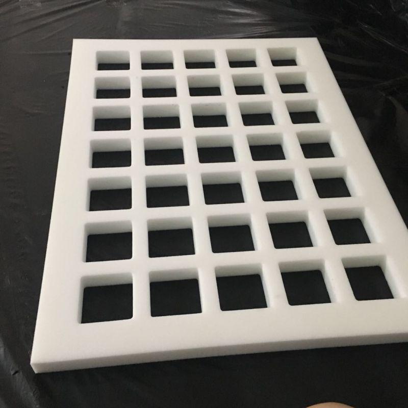 制作豆腐干香干海绵模具