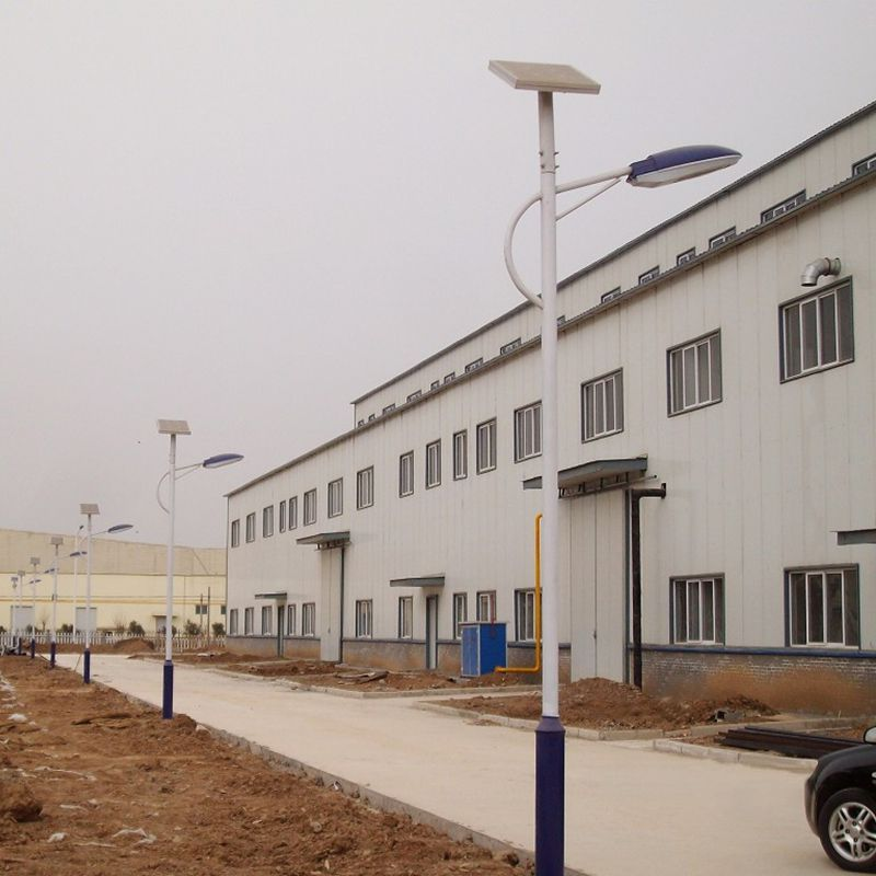 江苏淮安太阳能路灯厂家 6米太阳能路灯价格