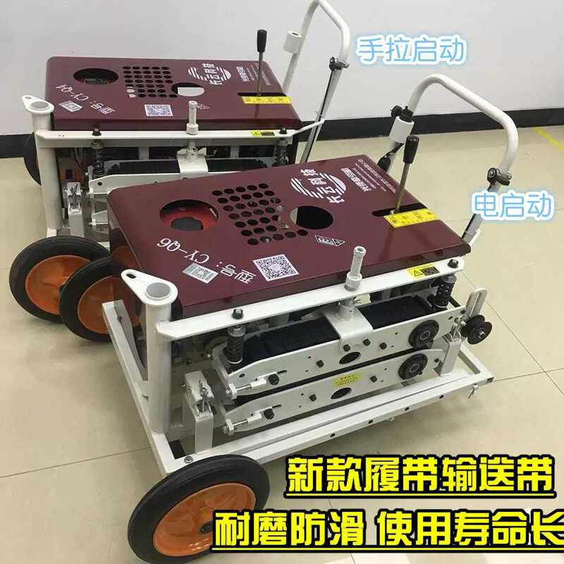 长云科技CY-Q5电启动光缆牵引机操作指导使用方法
