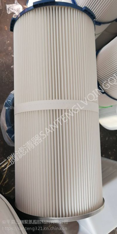 六耳快拆除尘滤芯滤筒工业粉末回收滤芯抛丸机除尘滤芯过滤桶