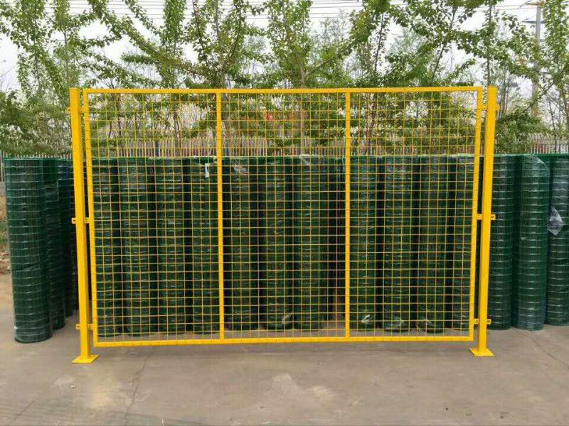现货车间隔离网 框架护栏网 双边丝护栏网 折弯护栏