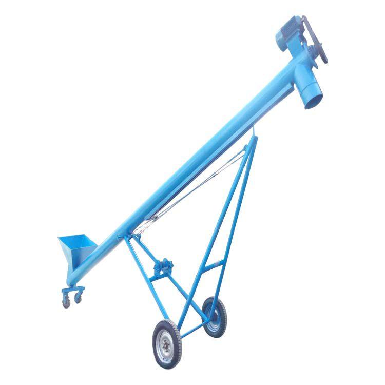 特价螺旋提升机批发热销 谷类螺旋提升机价格哪里专卖青岛