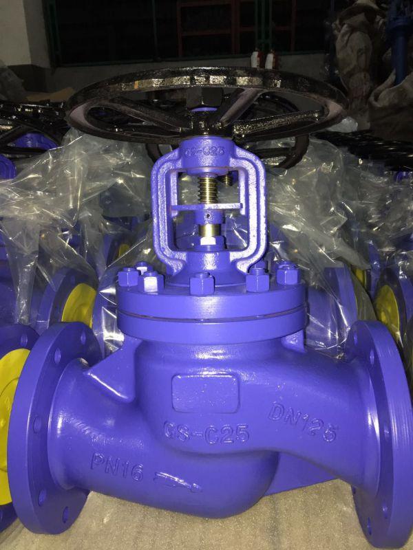 厂家供应波纹管截止阀WJ41H-16C-DN150