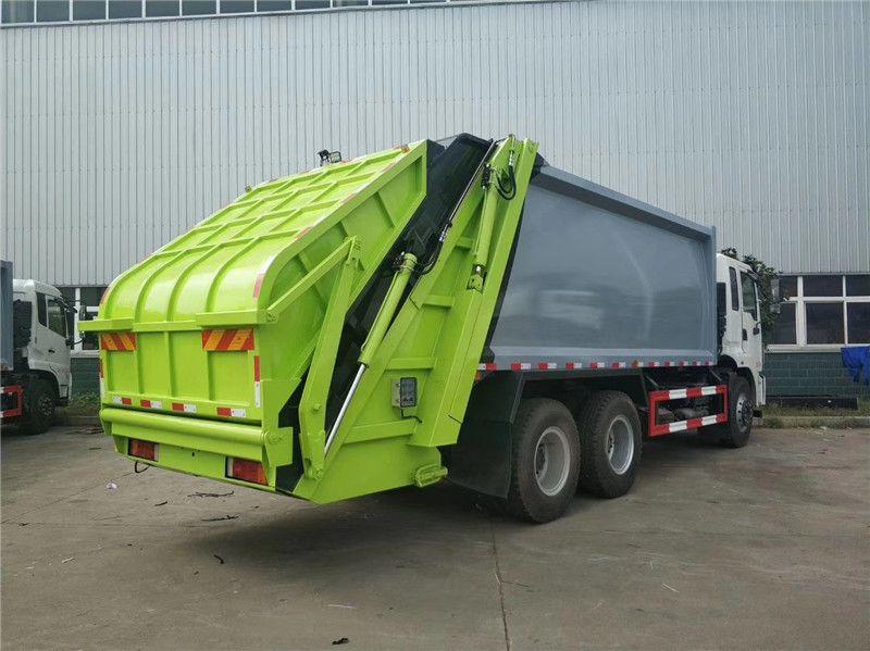 程力总厂压缩垃圾车售价是多少