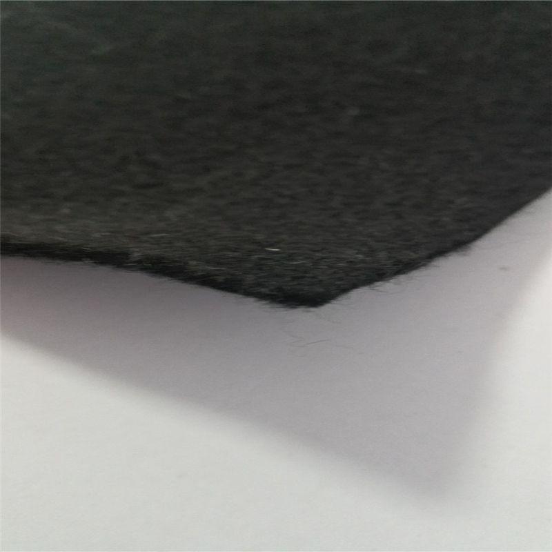150克黑色土工布 路面养护保湿 RunYe 润业厂家可定制宽幅