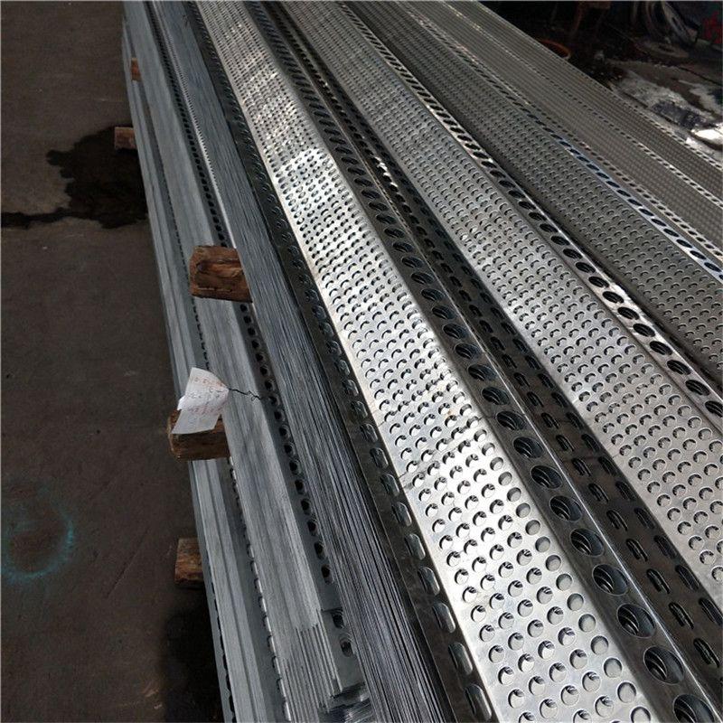 防尘防风网 环保抑尘板 镀锌板冲孔网