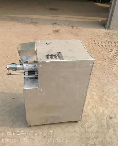 本溪颗粒膨化机 平膜饲料膨化机重量轻