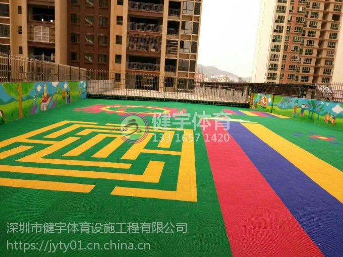 悬浮式拼装地板_深圳市悬浮地板设计生产施工一体化工程服务_拼装地板_健宇体育,真实用材、严谨施工