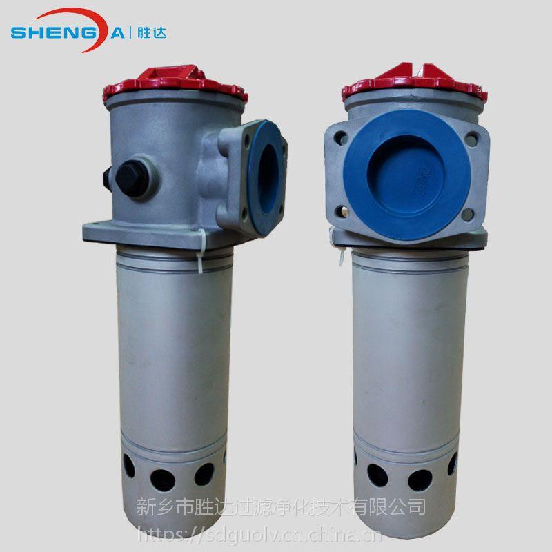胜达SDTF W 160 WK100B1.X/-B 自封式箱外吸油过滤器 液压系统