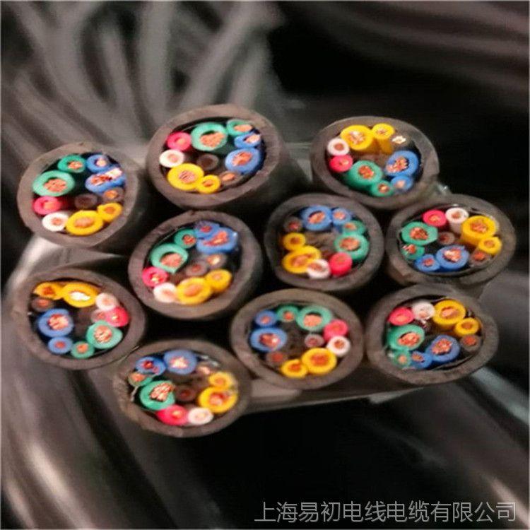 易初厂直销护套线价格RVV 16*1.0电缆