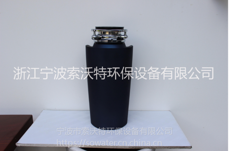 厂家直供壹健清牌食物垃圾处理智能餐余垃圾粉碎机水槽式食残渣处理设备壹健清MKS09食物垃圾处理器诚招