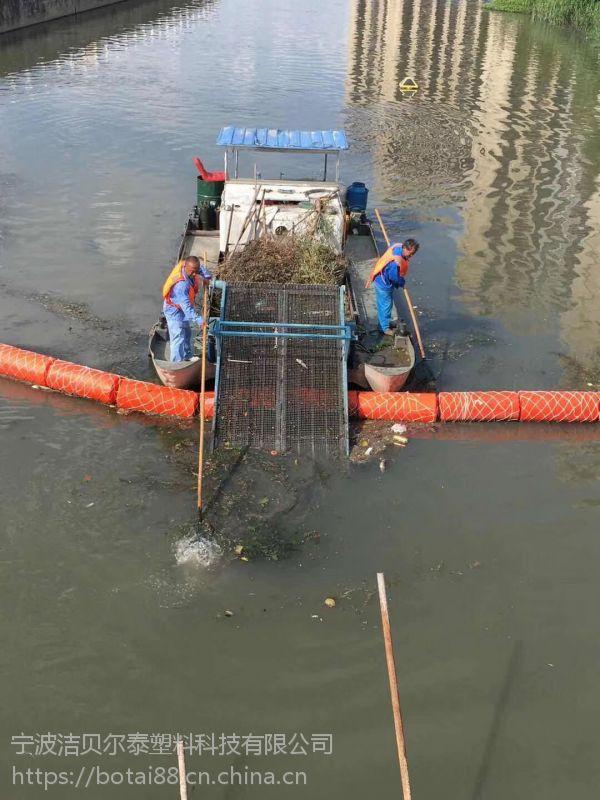 柏泰专业生产拦污设备悬浮式拦污排