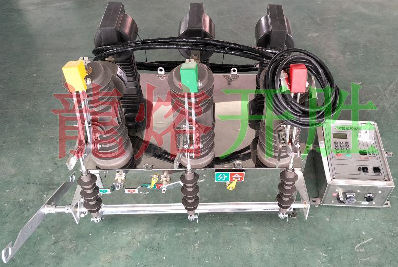 上海龙熔专业生产ZW32-12户外真空断路器