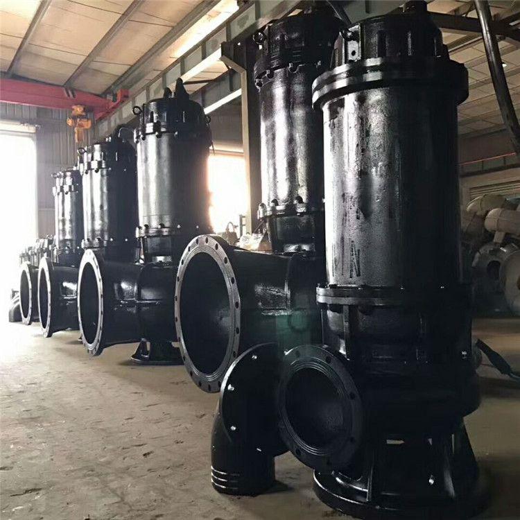 污水泵_大流量污水污物潜污泵_高扬程污水泵