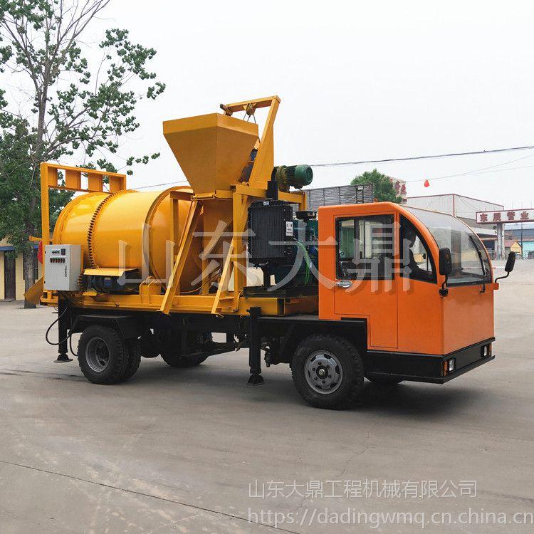 全新沥青混合料搅拌机 牵引式沥青搅拌机 车载式沥青拌合机