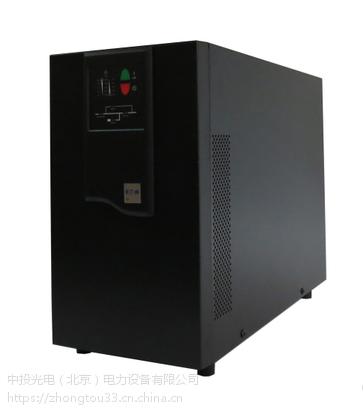 上海EATON/伊顿DX3000CXL 3KVA长机UPS电源电脑网络监控备用电源