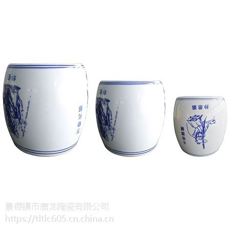 陶瓷拔火罐厂家 减肥能量罐定做