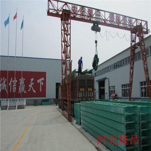 红桥玻璃钢组合槽式防火电缆桥架资讯