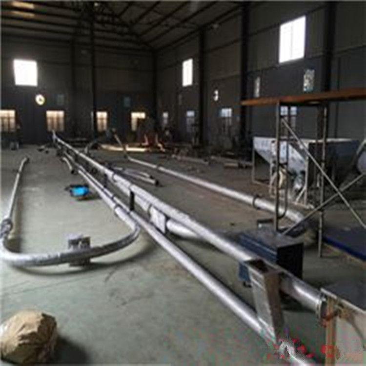 专业管链输送机多少钱防尘 钙粉提升机黑龙江