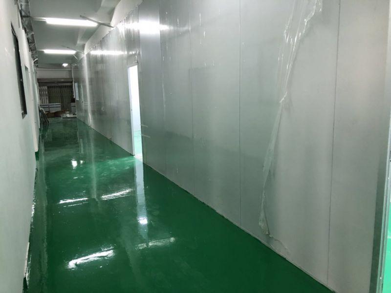 禄米实验室系统工程安装