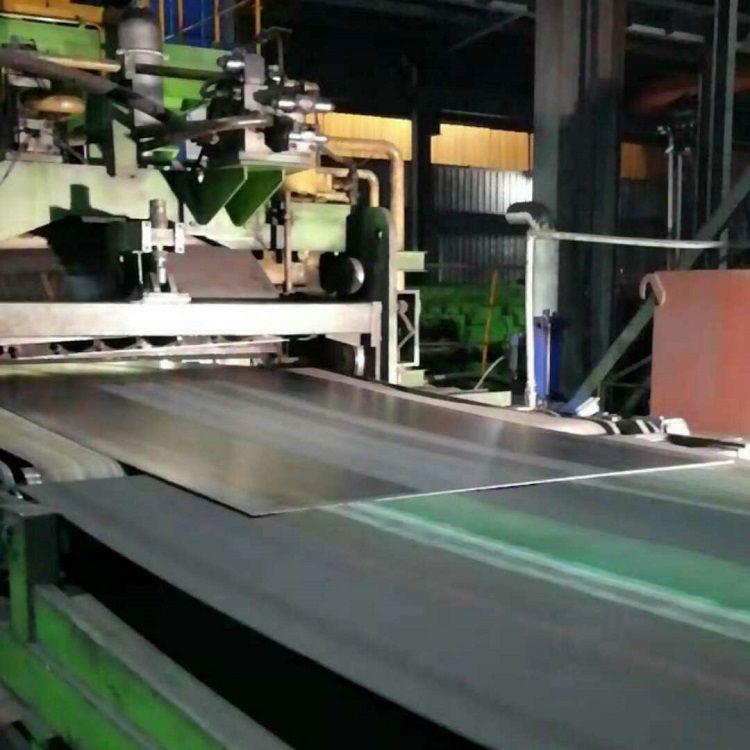梅钢大梁钢样板QSTE420TM酸洗高强板定尺加工