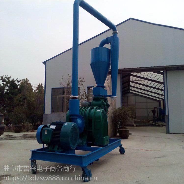 正规气力吸粮机定做价格低 颗粒粉末气力吸粮机设备