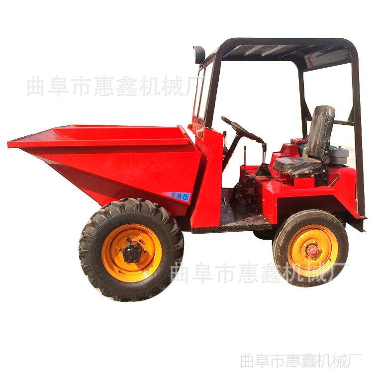 FC-20型前卸农用车 省时省力的柴油翻斗车 操作安全的柴油翻斗车