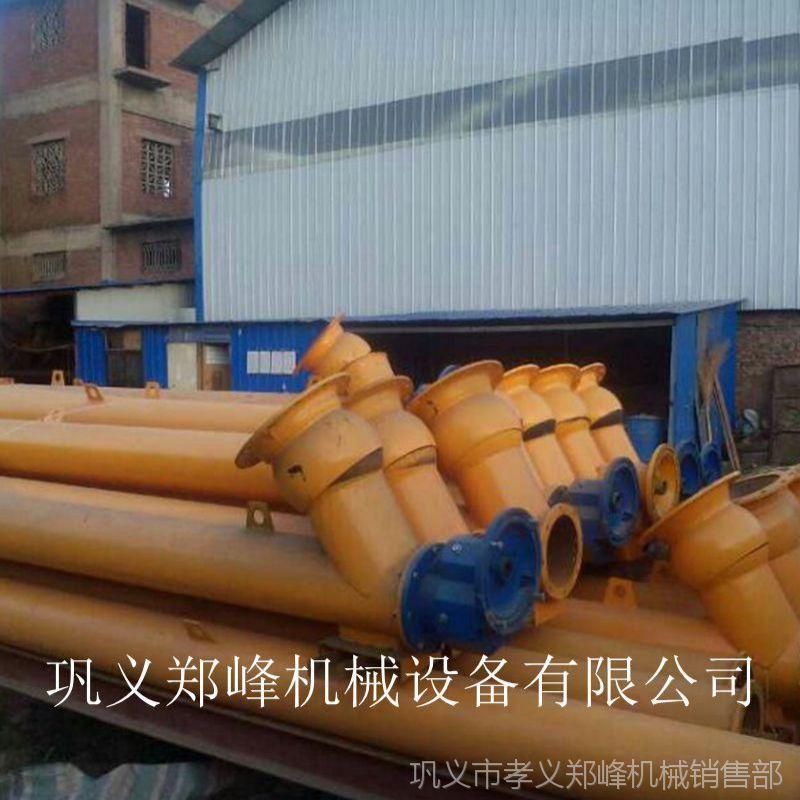 品质保证 全新不锈钢螺旋输送泵 绞龙输送机 双螺旋输送机