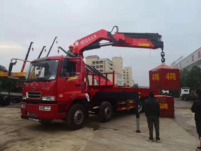 华菱前四后八25吨折臂吊机哪有卖多少钱