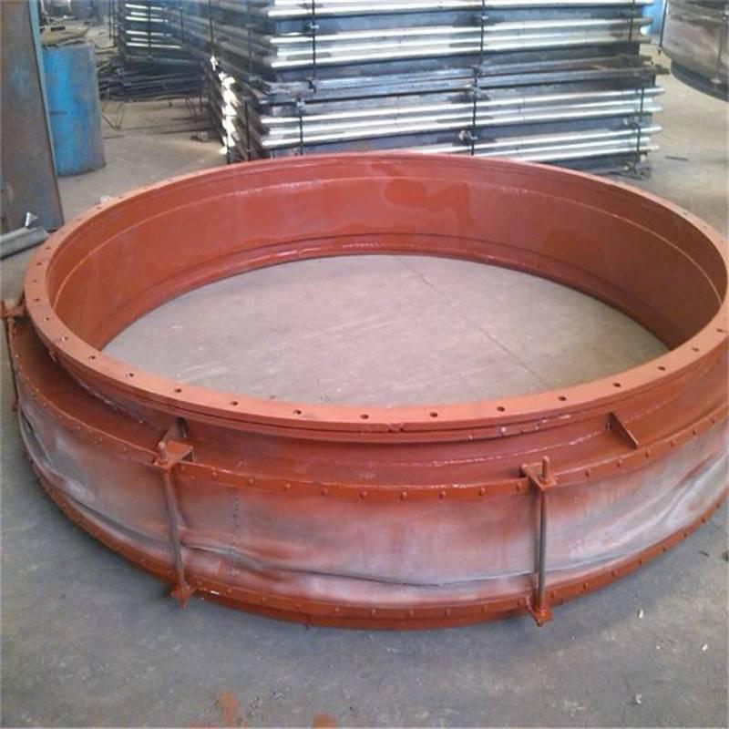 复合铰链波纹补偿器 通用型波纹膨胀节 佰源不锈钢金属补偿器