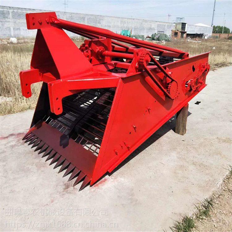 志农牌甘草药材挖掘机 板蓝根收获机 地黄药材挖掘机价格