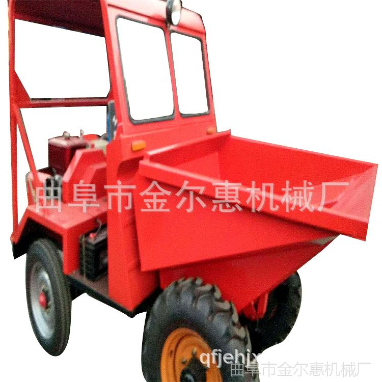 爬坡动力强柴油三马子 液压自卸翻斗三轮车 多用途三轮车批发