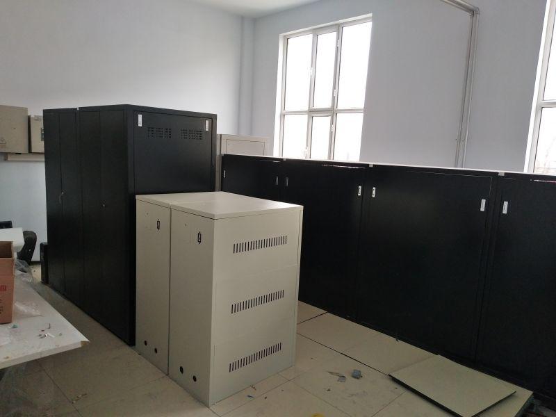 雷诺士UPS不间断电源3B330K/30KVA安装现场