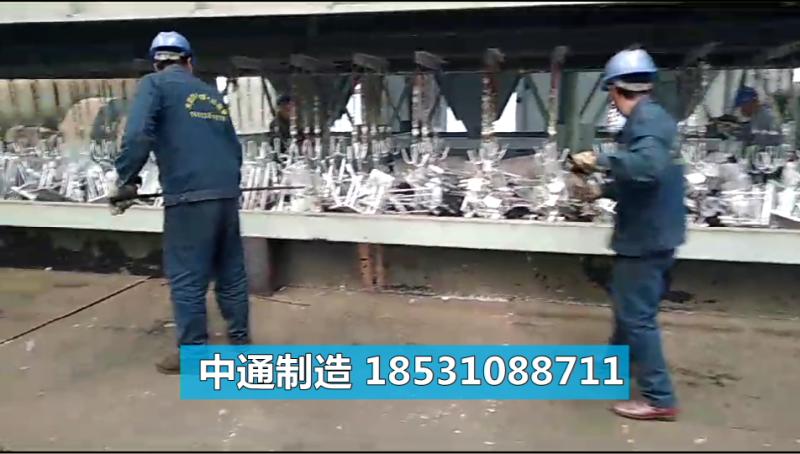 热镀锌预埋件防腐处理流程
