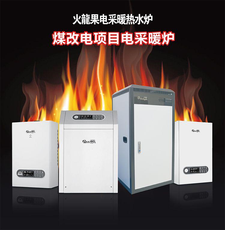 火龙果电采暖壁挂炉智能电采暖炉
