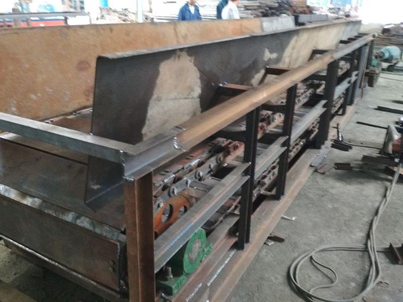 石头输送机各种规格 耐腐蚀链板运输机中山