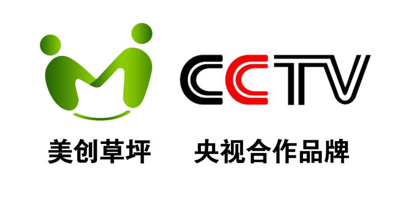 江苏美创人造草坪有限公司CCTV合作品牌