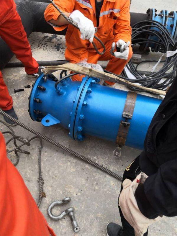 大流量潜水泵_高扬程卧用潜水泵_300立方700米