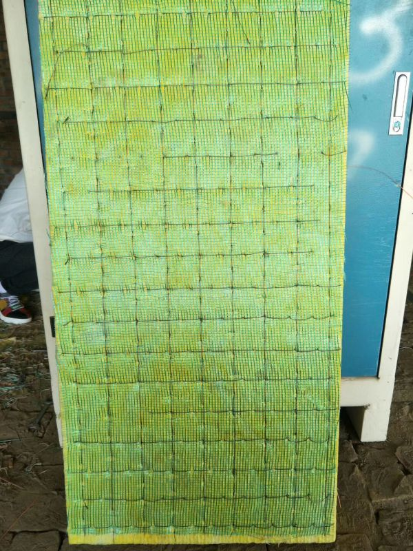 缝扎增强玻璃纤维板生产视频、图片