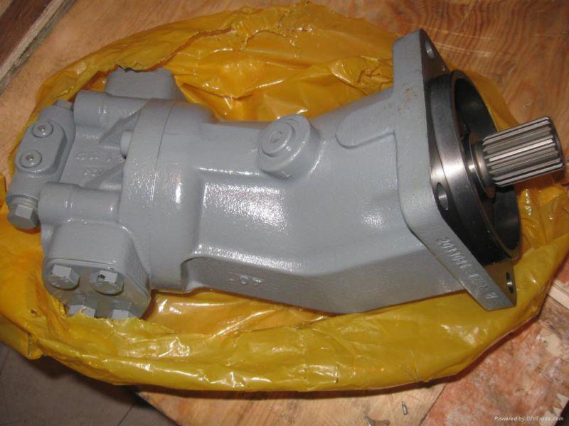 新闻:江苏斜轴式轴向柱塞泵A10VO18DR/31R-VPA12N00月度评述