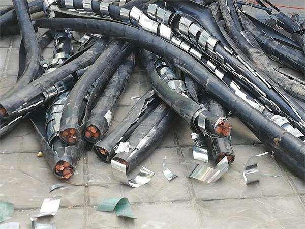 阿拉善回收矿井用电缆价高的厂家